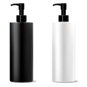 Reinigungsflasche für pumpspender