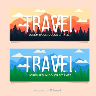 Reise-banner