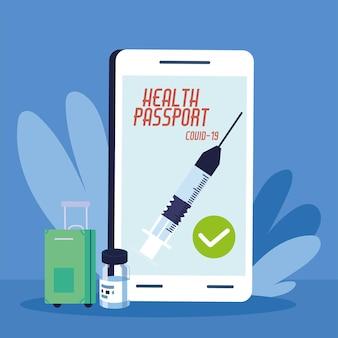 Reise-gesundheitspass-app