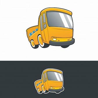 Reise Schulbus
