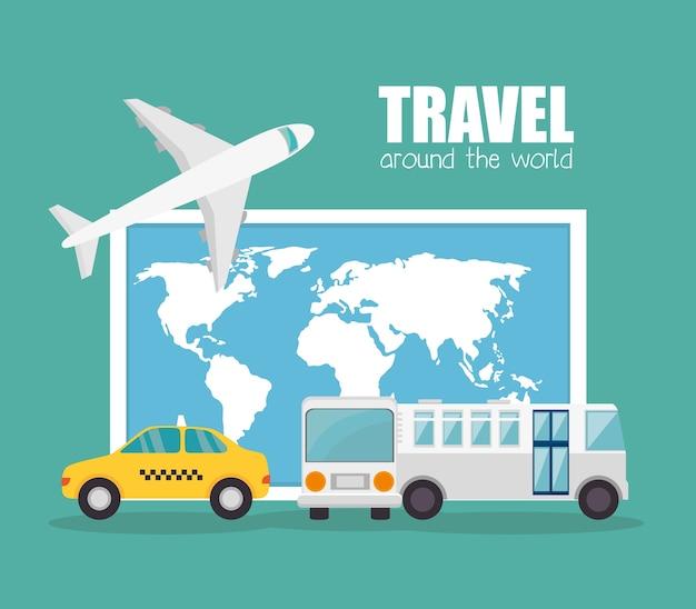 Reisekonzept design