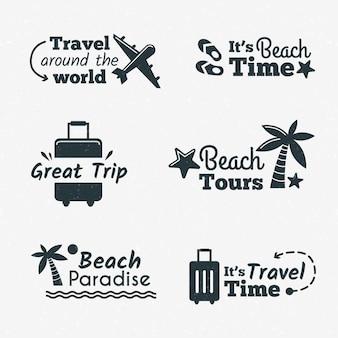Reiselogosammlung
