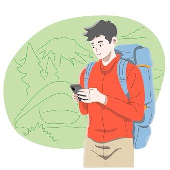 Reisen, tourismus oder wochenende