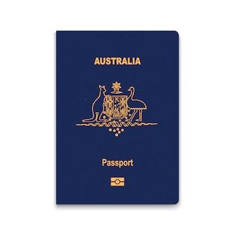 Reisepass von australien