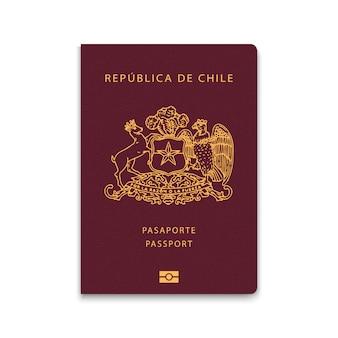 Reisepass von chile