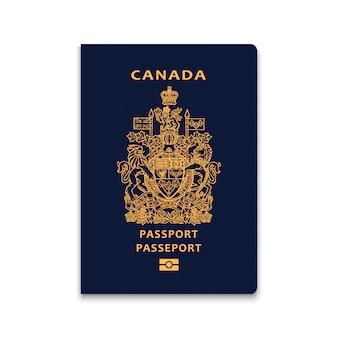 Reisepass von kanada