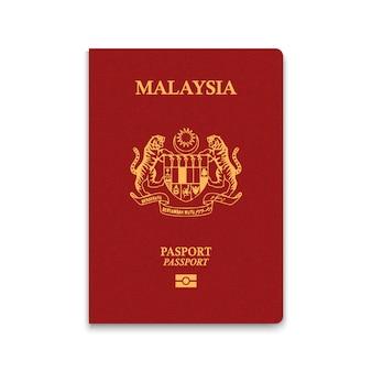 Reisepass von malaysia