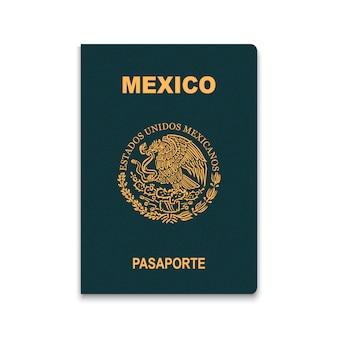 Reisepass von mexiko
