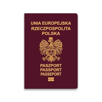 Reisepass von polen