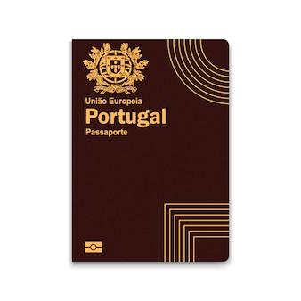 Reisepass von portugal