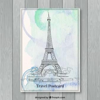 Reisepostkarte