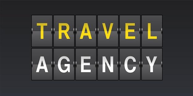 Reiseunternehmen symbol