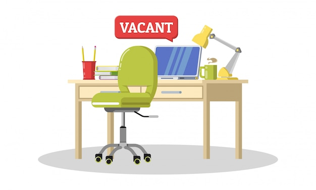 Rekrutierung von kandidaten für büroarbeit