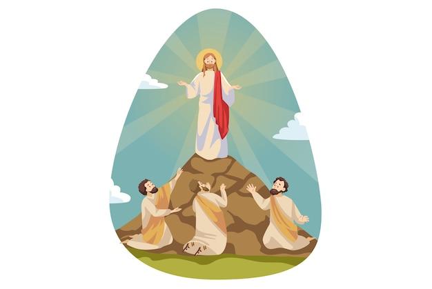 Religiöse illustration