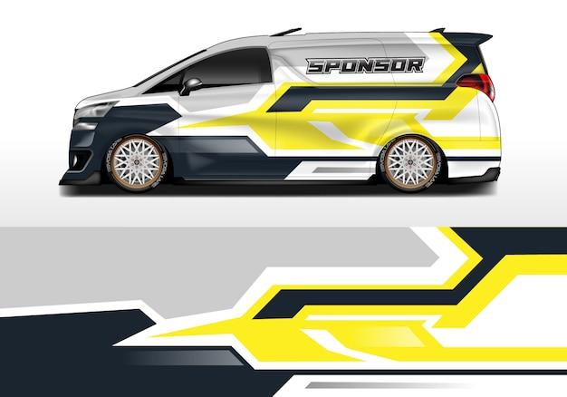 Rennwagen design