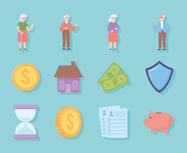Rentner und rentner