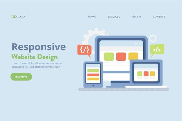 Responsives website-design