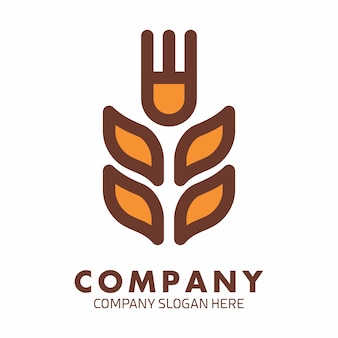 Restaurant cafe food getränke logo vector