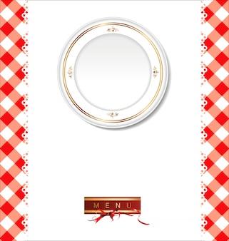 Restaurant menü design