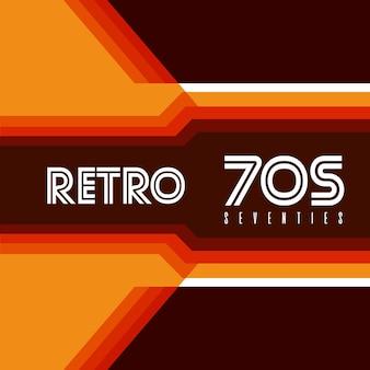 Retro 70er jahre