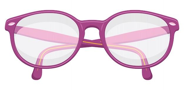 Retro brille