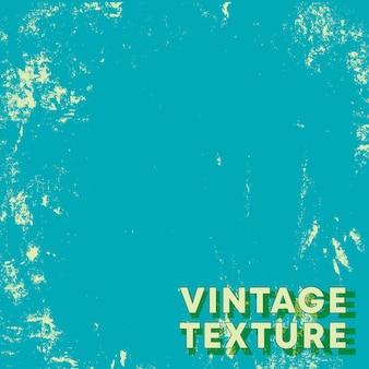 Retro-design-hintergrund mit vintage-grunge-textur. vektor-illustration.