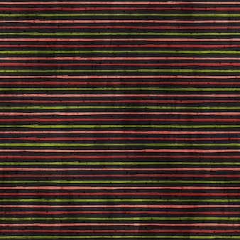 Retro fashion striped abstract nahtloses muster