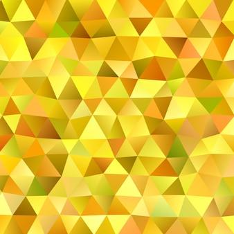Retro gradienten dreieck hintergrund