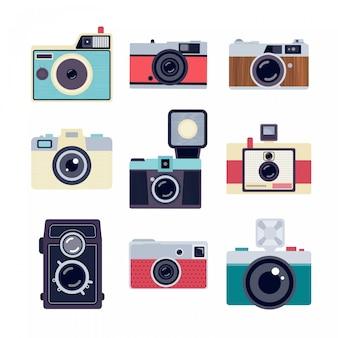 Retro-kameras