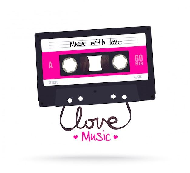 Retro-kassette
