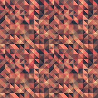 Retro nahtlose dreieck abstrakte muster.
