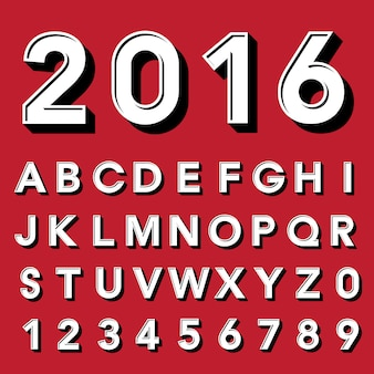 Retro-schriftart, vintage-typografie.