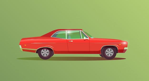 Retro sportwagen