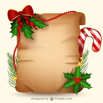 Retro-stil-vorlage für weihnachten