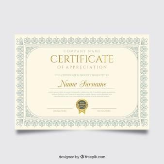 Retro-zertifikatvorlage