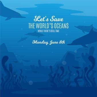 Rette die ozeane, solange noch zeit ist