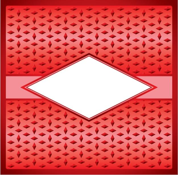 Rhombus-rahmen