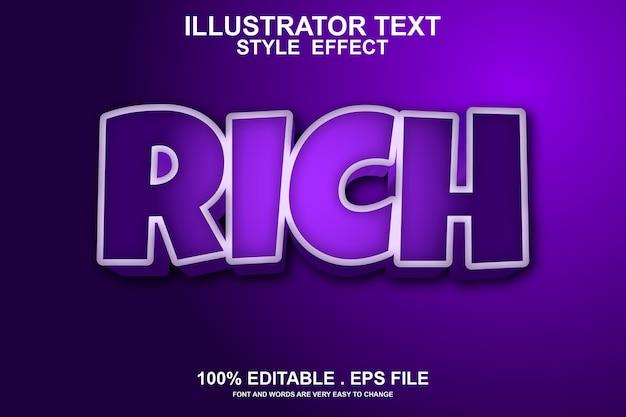 Rich-text-effekt bearbeitbar