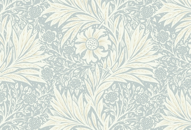 Ringelblume von william morris