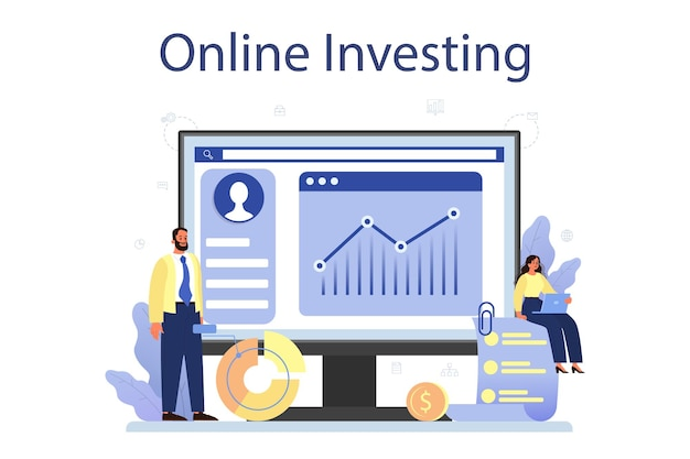Risikokapital-online-service oder -plattform
