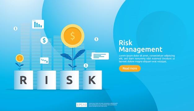 Risikomanagement abbildung