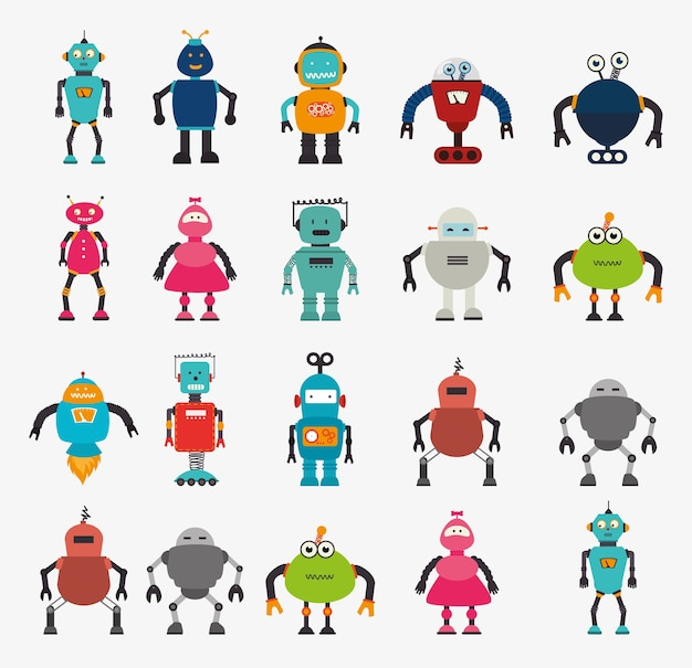 Roboter-design