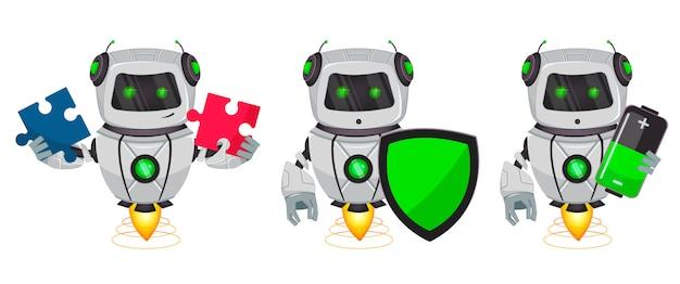 Roboter mit künstlicher intelligenz