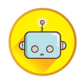 Roboter-symbol