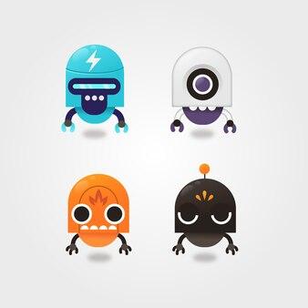 Roboterfiguren