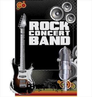 Rock-banner