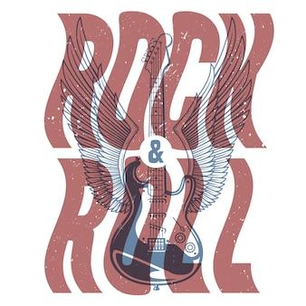 Rock'n'roll-banner