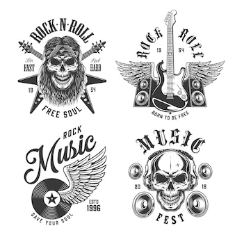 Rock'n'roll-embleme