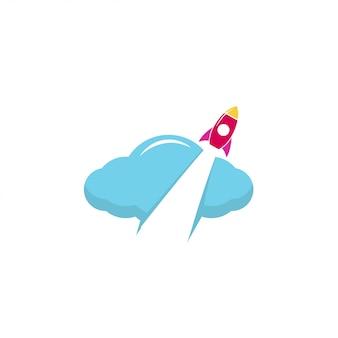 Rocket-logo