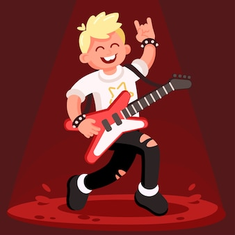Rockgitarrist